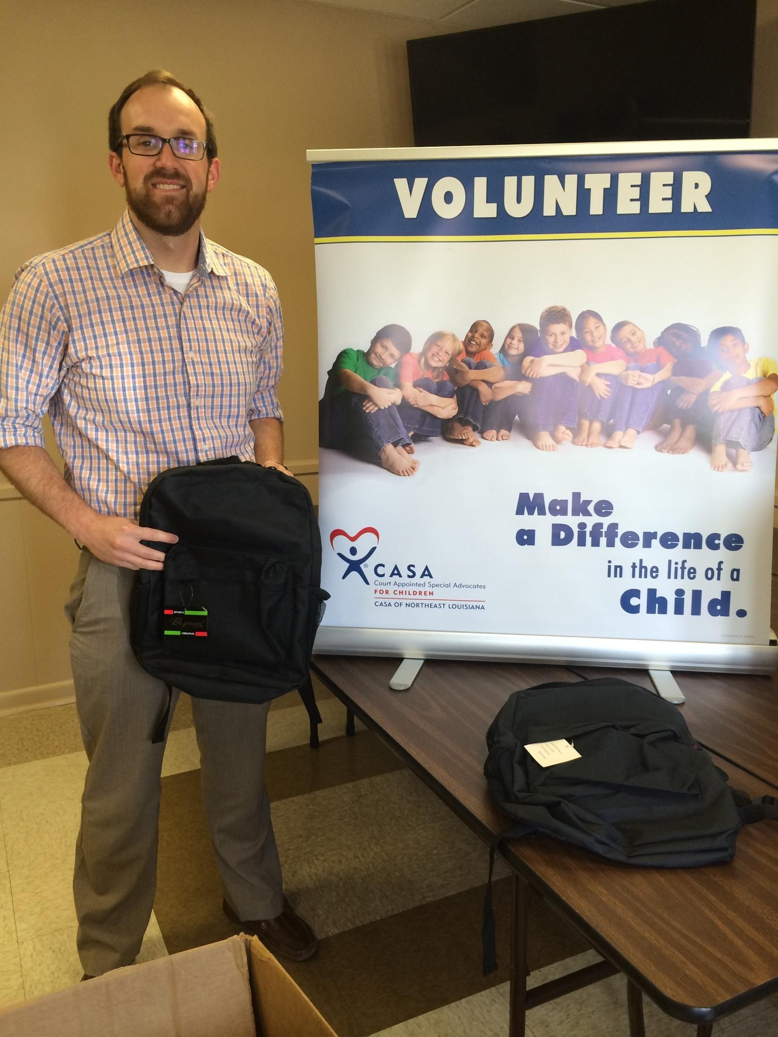 Adam McDonald - Community Development Coordinator