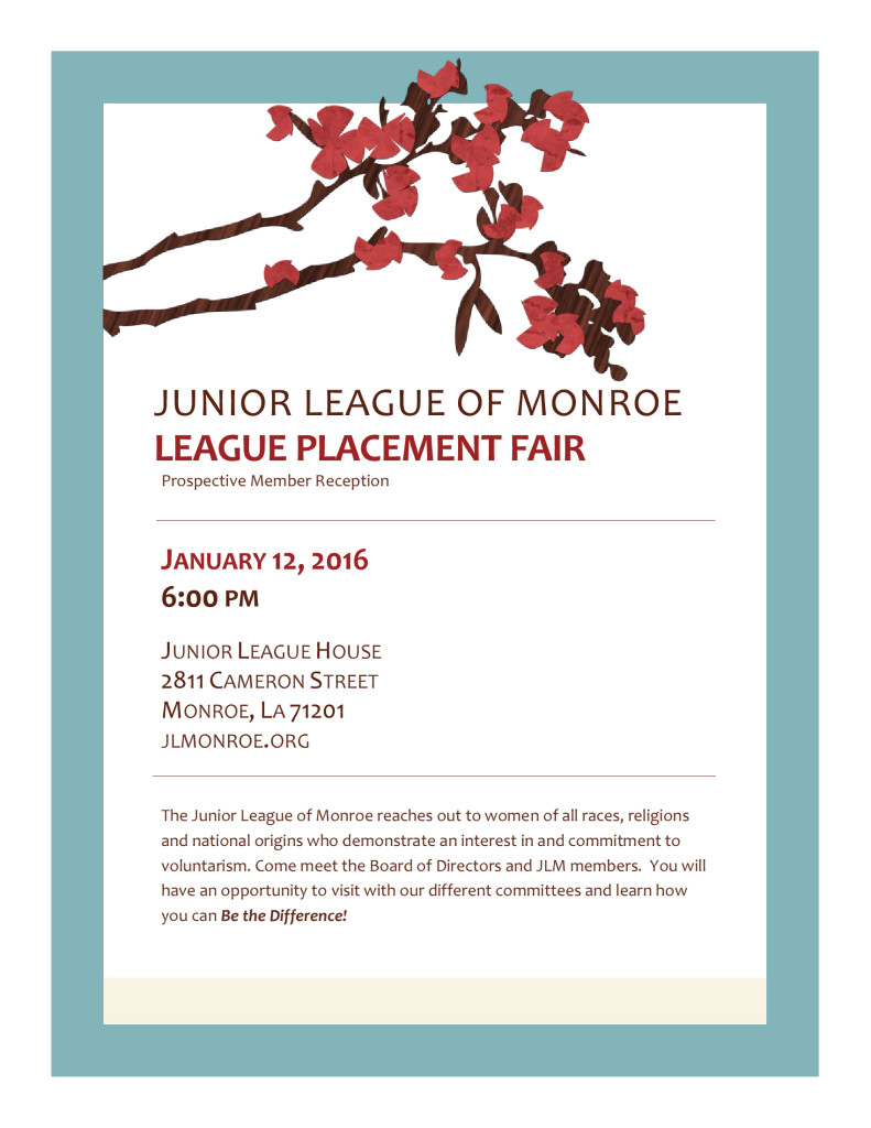 Junior League of Monroe (1)